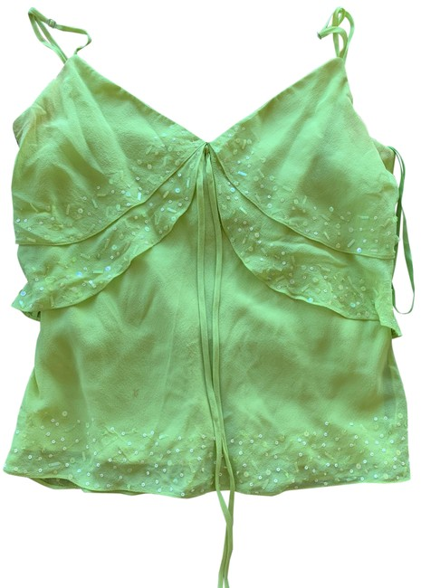 Item - Unsure Of Style Name Lime Top