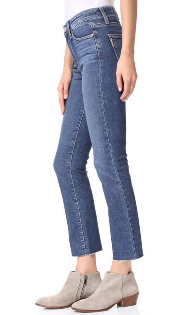 Item - Blue Medium Wash Jacqueline Color: Axel Straight Leg Jeans Size 4 (S, 27)
