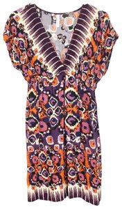 Xhilaration short dress Purple Multi-Color on Tradesy