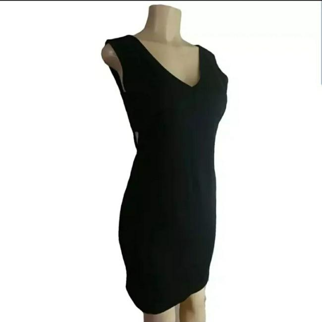 Item - Black Women's Sheath Casual Mid-length Work/Office Dress Size 12 (L)
