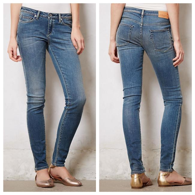 Item - Blue Medium Wash Levi's Premium Made & Crafted Skinny Jeans Size 6 (S, 28)