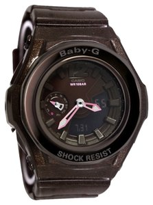 Baby-G Baby G Female Casual Watch BGA141-5B Brown Ani Digi