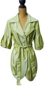 D&Y Thigh Length Special Date Top Bright Green
