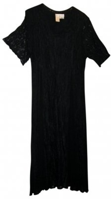 Preload https://img-static.tradesy.com/item/27175/together-black-long-night-out-dress-size-18-xl-plus-0x-0-0-650-650.jpg