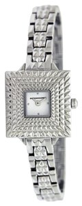 BCBGMAXAZRIA BCBG Female Dress Watch BG8297 Silver Analog