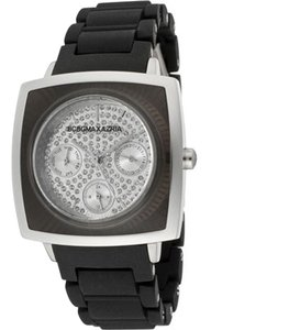 BCBG BCBG Female Dress Watch BG8230 Black Chronograph