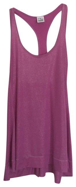 Item - Purple Sexy Activewear Top Size 6 (S)
