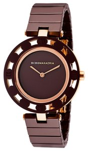 BCBG BCBG Female Dress Watch BG8253 Brown Analog