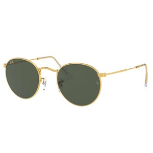 Ray-Ban RAY BAN RB3447 919631 GOLD/GREEN AUTHENTIC SUNGLASSES