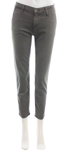Item - Grey Tristan Tailored Trouser Straight Leg Jeans Size 24 (0, XS)