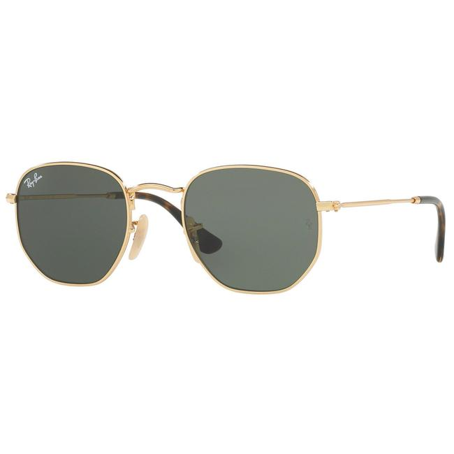 Item - Gold/Green Rb3548n 001 Gold/Green Sunglasses