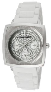 BCBGMAXAZRIA BCBG Female Dress Watch BG8229 Silver Analog