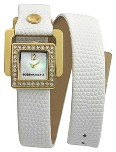 BCBG BCBG Female Dress Watch BG6369 White Analog
