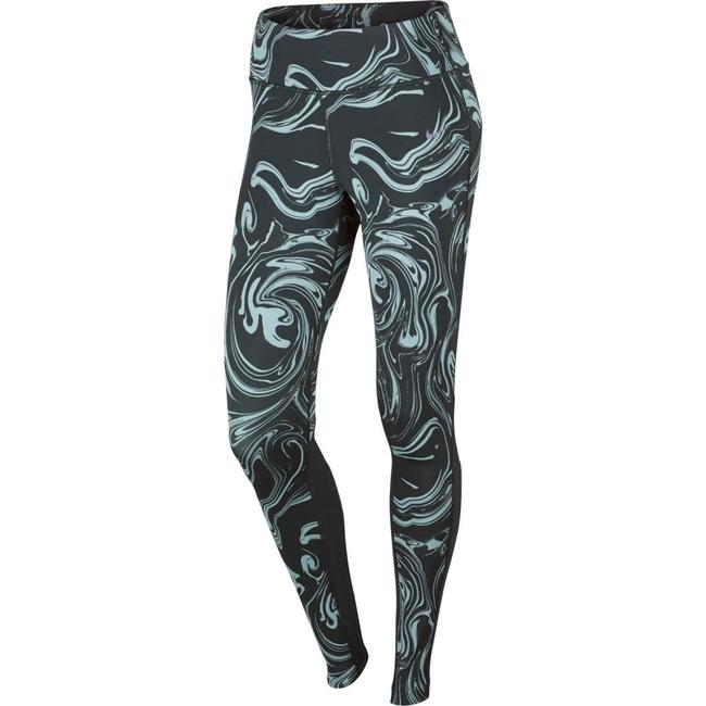 Item - Green (Nwt) Swirl Print Epic Lux Sports Tights Activewear Bottoms Size 2 (XS, 26)