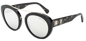 Roberto Cavalli ROBERTO CAVALLI RC1128 - 01C MIRRORED SMOKE SUNGLASSES