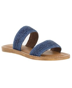 Bella Vita Navy Sandals