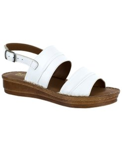 Bella Vita White Sandals