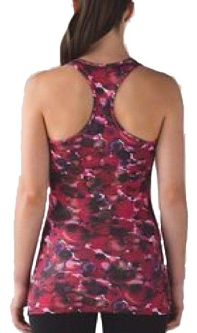 Item - Red & Pink Cool Racerback Crb Tank Top/Cami Size 8 (M)