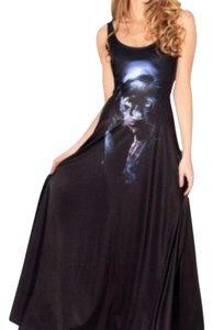 Black Maxi Dress by Blackmilk