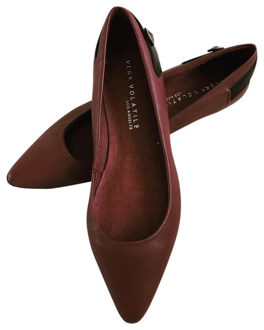 Item - Wine Applewine Flats Size US 7 Regular (M, B)
