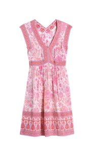 Rebecca Taylor short dress Pink on Tradesy