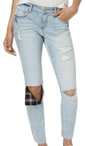 Dollhouse Skinny Jeans-Light Wash