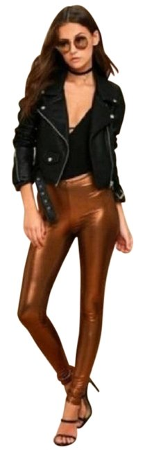 Item - Bronze Girl Intimately Shine Leggings Size 6 (S, 28)