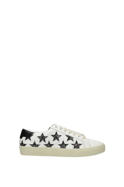 Saint Laurent White Women Sneakers Size EU 37.5 (Approx. US 7.5) Regular (M, B) Saint Laurent White Women Sneakers Size EU 37.5 (Approx. US 7.5) Regular (M, B) Image 1