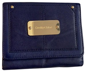 See by Chloé Blue Wallet