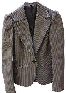 Divided by H&M gray and black Blazer