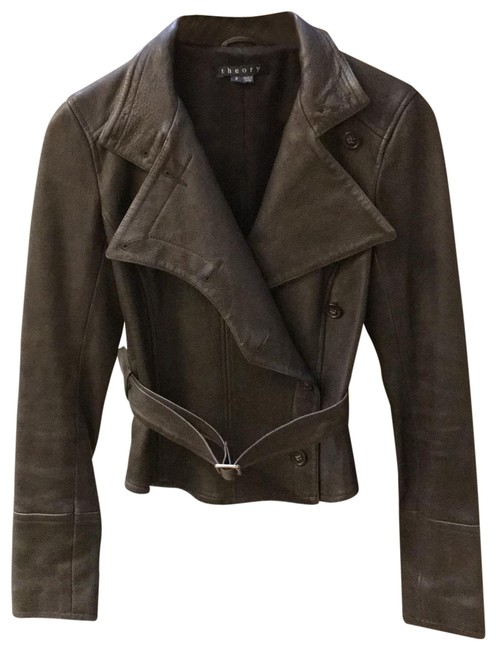 Item - Brown Jacket Size 2 (XS)