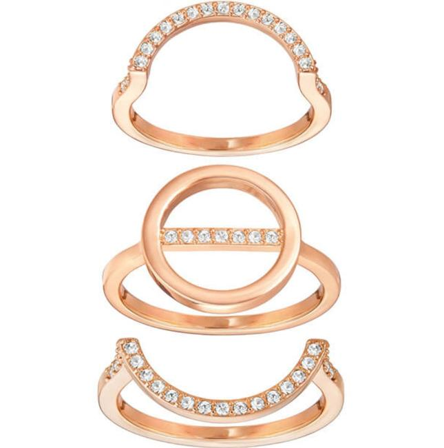 Item - Rose Gold Flash Set Plated 55 Ring