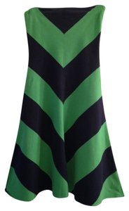 Rugby Ralph Lauren short dress Green/Navy on Tradesy