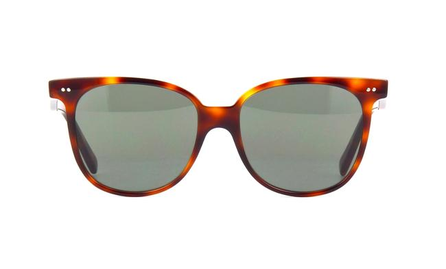Céline 53n Havana Cl4022in Square Acetate Sunglasses Céline 53n Havana Cl4022in Square Acetate Sunglasses Image 1