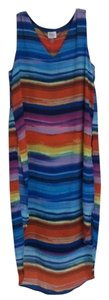 Cupio short dress Multicolor Summer Beach on Tradesy