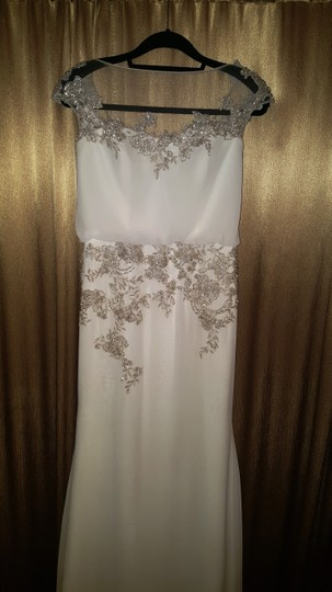 Enzoani Blue By Enzoani Harlem Wedding Dress
