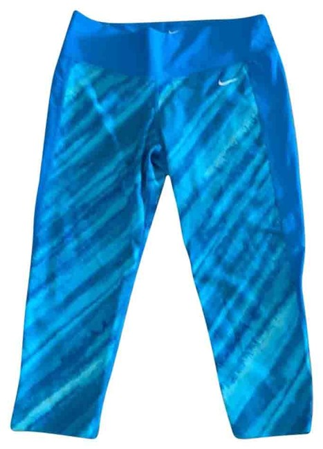 Item - Blue Activewear Bottoms Size 6 (S)
