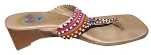 Chico's Multi Colored Sandals