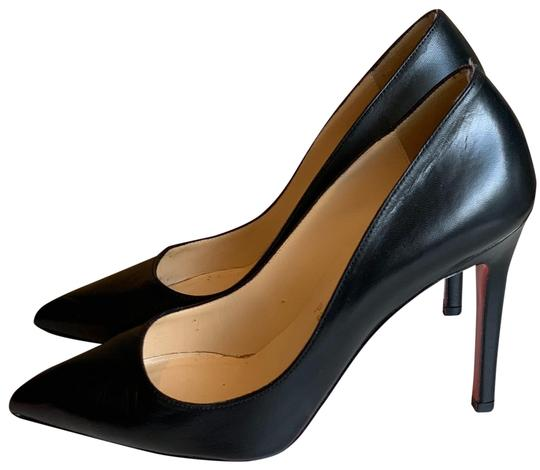 christian louboutin pigalle 100mm pumps