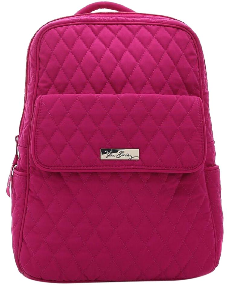 6aa28e331872 Vera Bradley Large Colorblock Book Backpack Image 0 ...