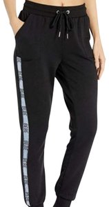 Bebe Sport Relaxed Pants Black