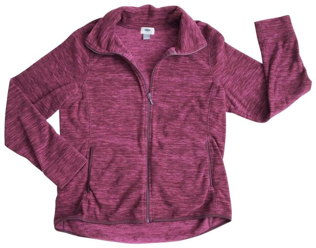 Item - Magenta Pink Activewear Outerwear Size 14 (L)