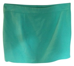 Gap Mini Skirt green/blue