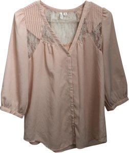Frenchi Top light pink