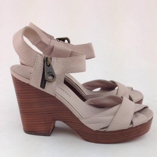 Marc by Marc Jacobs Mishroom Wedges