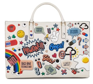 Anya Hindmarch Tote in Multi color
