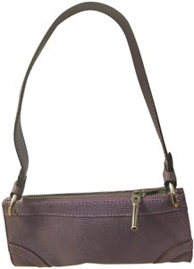 Burberry London Mint Conditioin Zipper Signature Lining Designer Label Satchel in Lilac