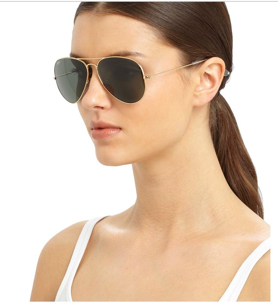ray ban aviator model