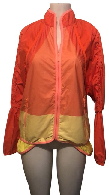 Item - Neon Red Neon Yellow Neon Orange Cyc Perf Activewear Size 12 (L)