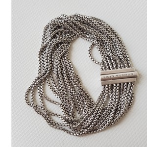 David Yurman David Yurman Multistrand Box Chain Bracelet